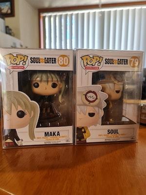 Soul Eater Bundle - Soul/Maka