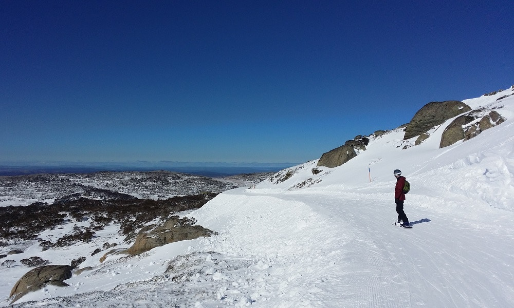 Perisher: conquering Australia's biggest ski resort
