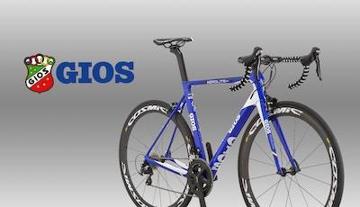 Gios Bikes - Rennräder aus Leidenschaft