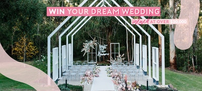 WIN YOUR WEDDING 2018 COMPETITION