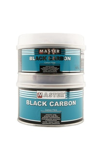Master Black Carbon Polyester Filler - 2 Sizes Available