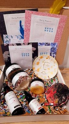 PureSoul Collection Aahana - A Box of Skincare & Manifestation