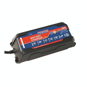 Matson 12 volt 5 amp Battery Charger 5 Stage Fully Automatic Up to 100Ah