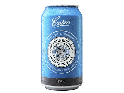 Coopers Pacific Pale Ale Can 375mL