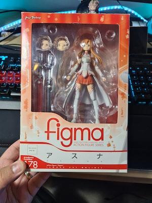 Figma : Sword Art Online - Yukki Asuna SAO ver.