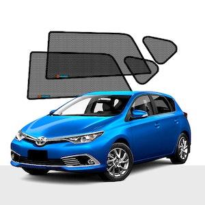 TOYOTA Car Shades - Corolla | Scion iM Hatchback E170 2013-2018
