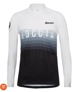 Santini Custom Roccia BMX L/S Jersey