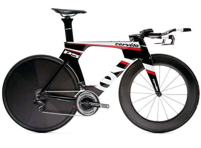 Cervelo Choosing Triathlon TT