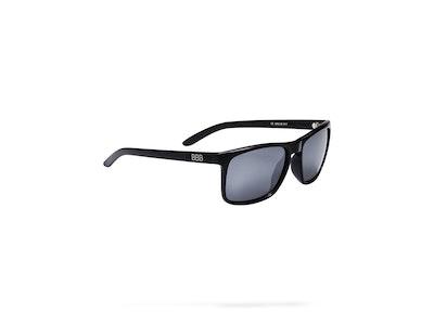 Town Sport Glasses - Gloss Black  - BSG-56-01-NS