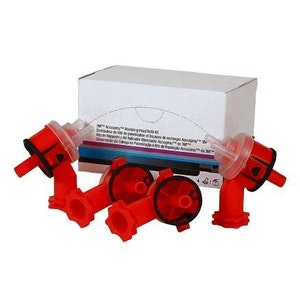 3M Accuspray Atomising Head, Red 2.0mm, 16609