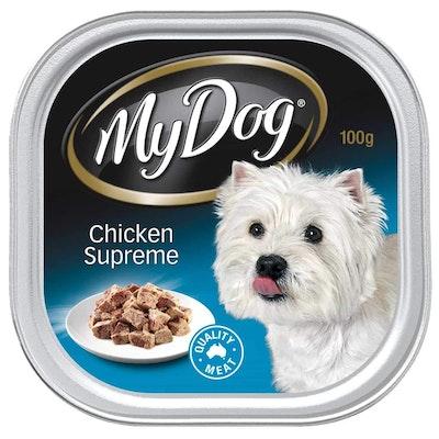 My Dog Chicken Supreme  100gm