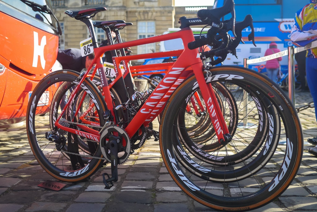 Bildergalerie: Bike High-Tech bei Paris-Roubaix