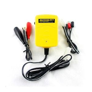 MotoBatt Charger Baby Boy 6/12V Manual Switch 500Ma