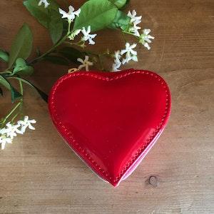 Heart jewellery case