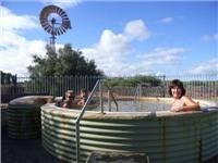 Francois Peron national park WA spa bath