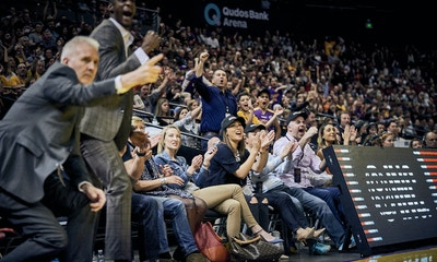 2018/19 NBL Season; Sydney Kings Hospitality