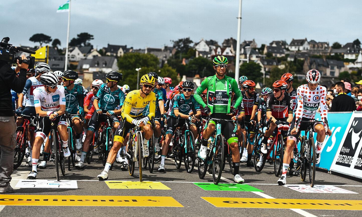 Tour de France 2021: Zusammenfassung der zweiten Etappe
