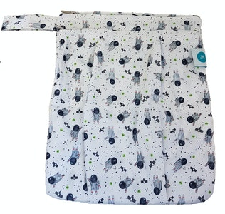 Premium Double Pocket Wetbag: Astro