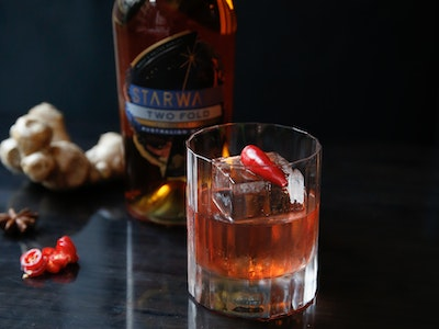 Old Mate's Aperitif (Similar to a Negroni, 200ml, serves 2)