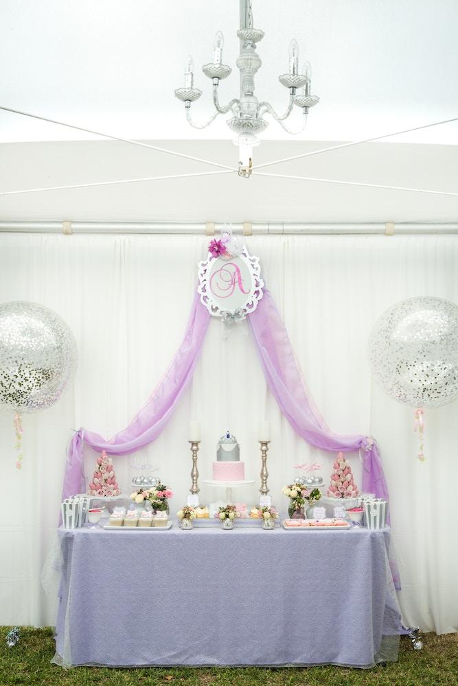 Princess Party | Silk & Cedar Events