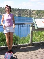 Blue Lake Mount Gambier SA