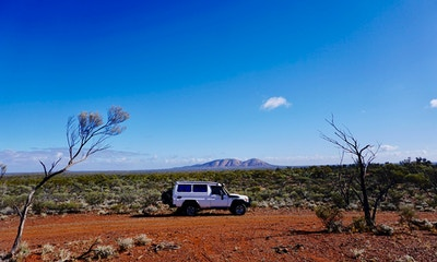 Goog's Track: an outback adventure