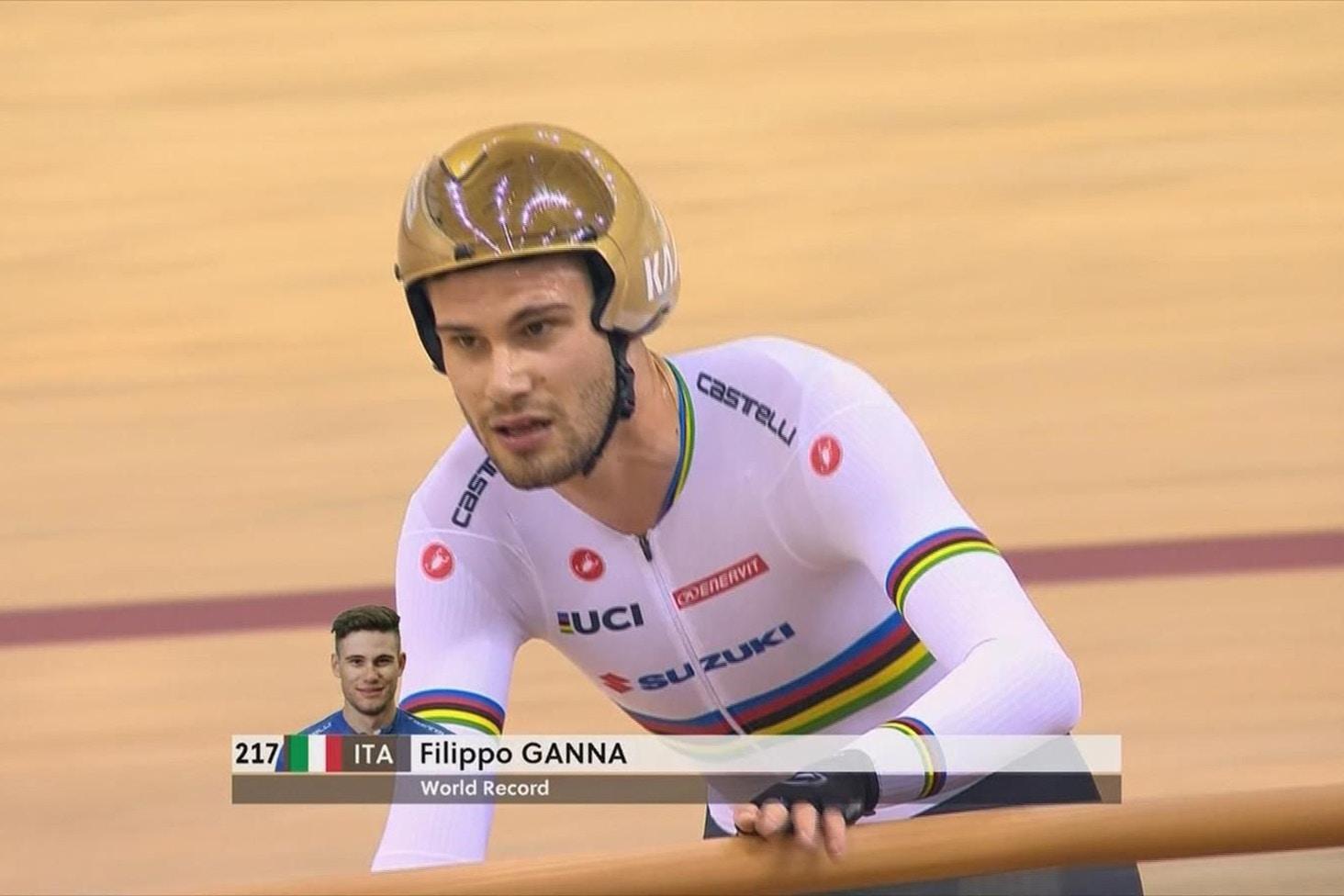 Northwave - Filippo Ganna is already a legend