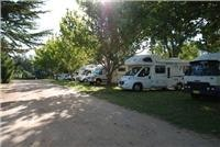$5 per person a night campsites Beechworth Lake Sambell Caravan Park
