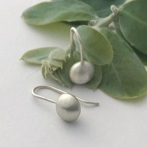 Large Ball Drop earrings