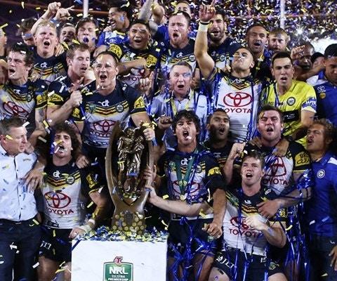 NRL Grand Final 2016