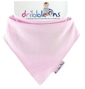 Sock Ons DRIBBLE ONS Light Pink