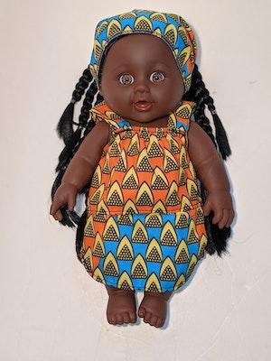 Designed by Florence Omolade Tokunbo Doll
