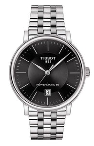 Tissot Carson Premium Powermatic 80 - Black