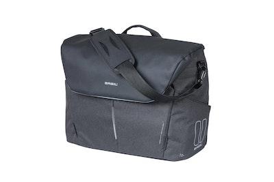 Basil B -Safe Commuter Bag Laptop  Black