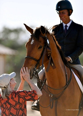 Meet Linda Starkman, Founder of the Paso Robles Horse Park