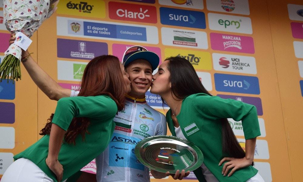 Superman Quedó de Campeón en el Tour Colombia 2.1