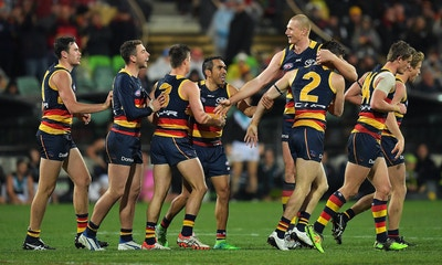 AFL Season 2018; Adelaide Crows Hospitality