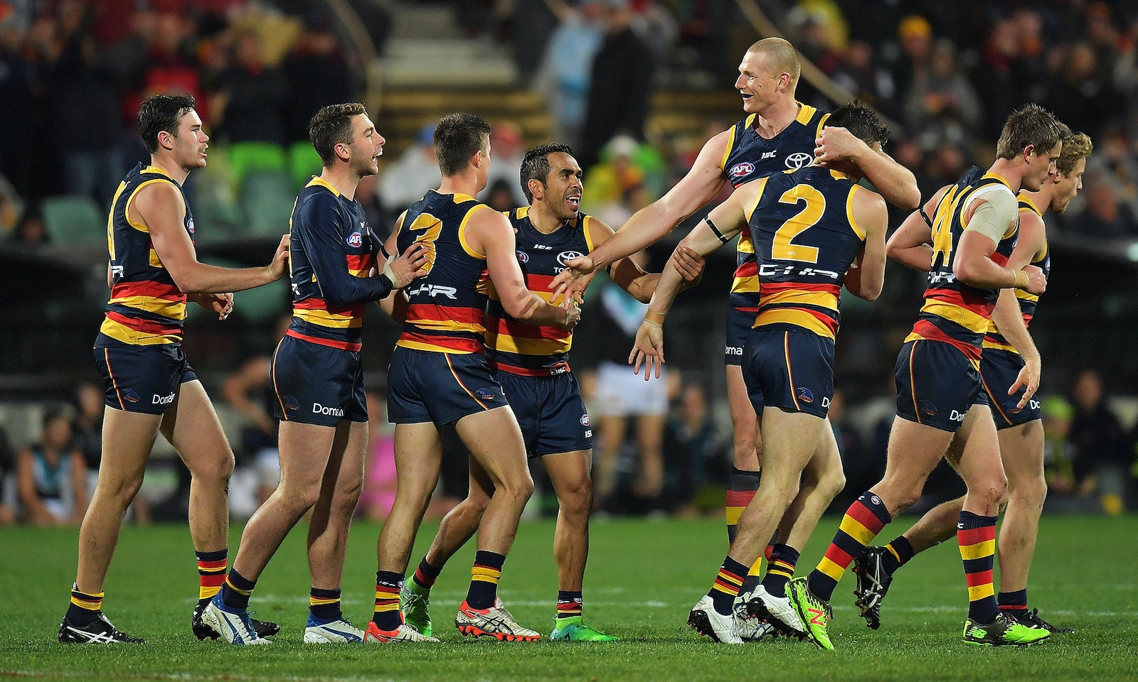AFL Season 2018; Adelaide Crows Hospitality