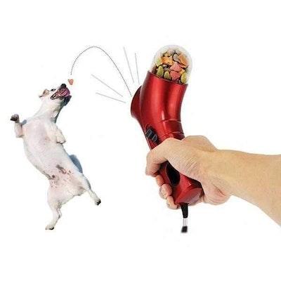 DoggyTopia Dog Treat Launcher