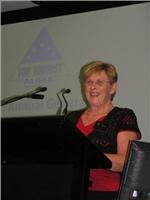 NSW State Director Jan Fallshaw of The Lorikee Tourist Park
