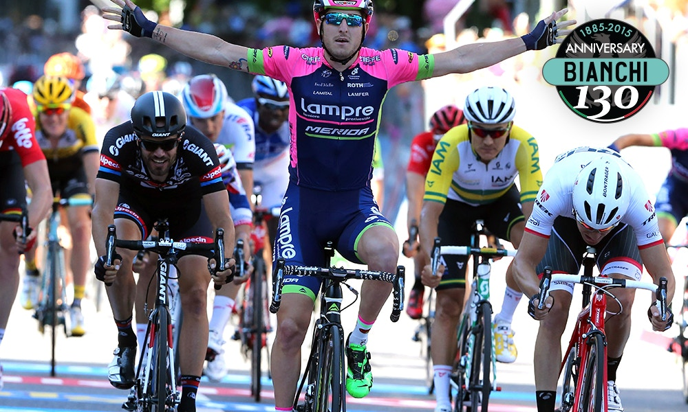 Modolo Does It Again For Lampre-Merida