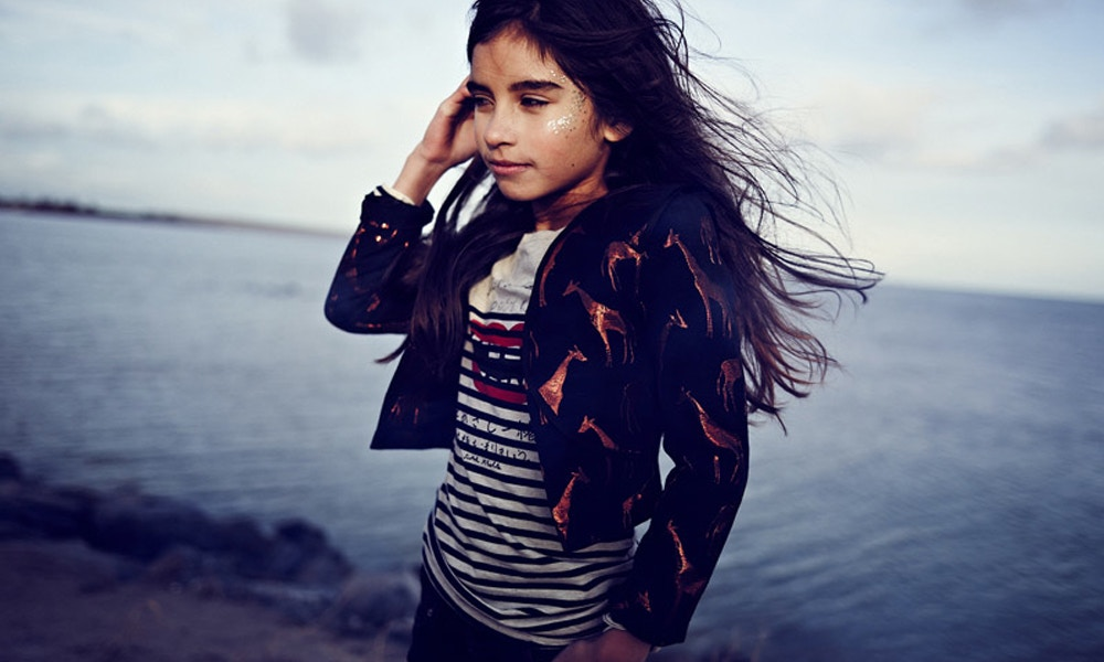Kids Fashion & Style with Scotch & Soda's Shrunk & R'belle