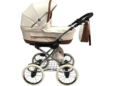 YORK Classic Sprung Pram (Delivery August 2021)