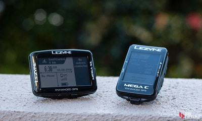 Lezyne Mega XL and Mega C GPS Computers – First Impressions