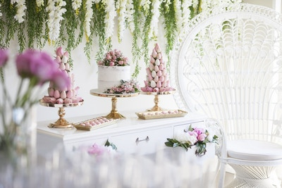 WHIMSICAL BRIDAL SHOWER