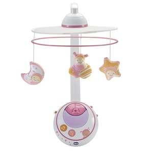 Chicco Magic Stars Cot Mobile Pink