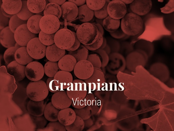 Grampians VIC Wine Region