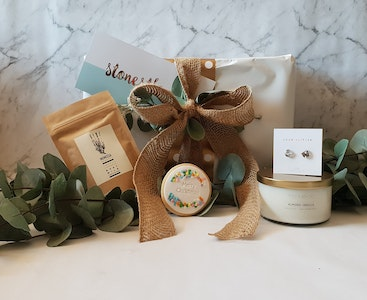 Buy From The Bush Gift Box | Bath, Candle & Glitter