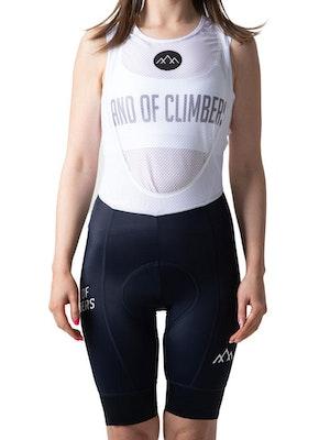 Band of Climbers Women's Helix Pro Bib Shorts - Navy