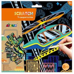 Avenir - Scratch - Transportation